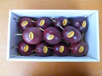 夏の香りパッションフルーツ ご予約ください